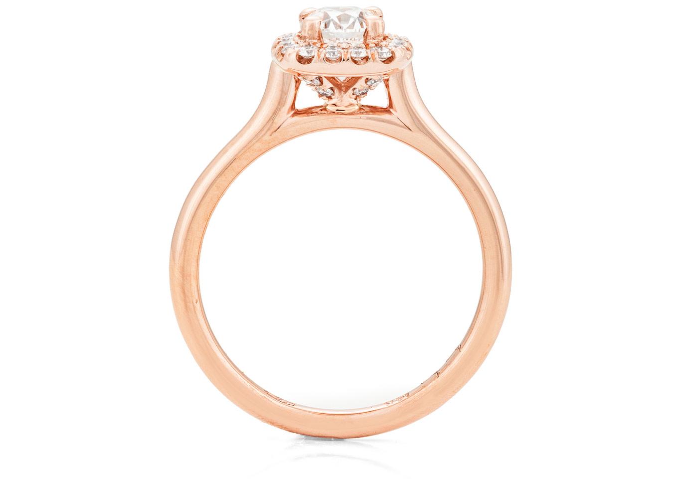 bella italia bridal ring