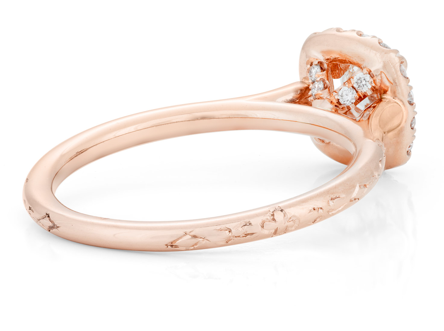 bella italia bridal ring