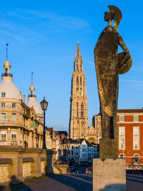 travel photo Antwerp