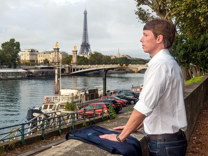 Christopher in Paris