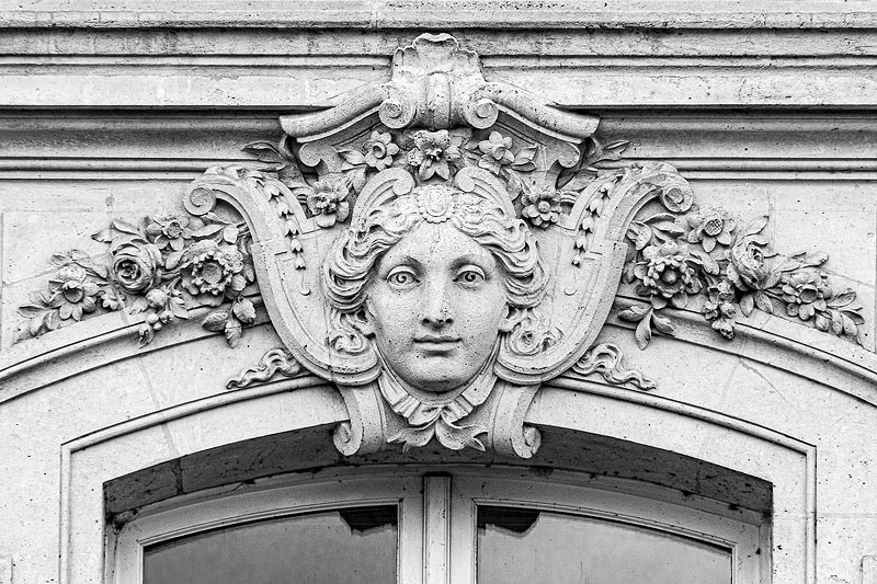 Keystone Ornamentation